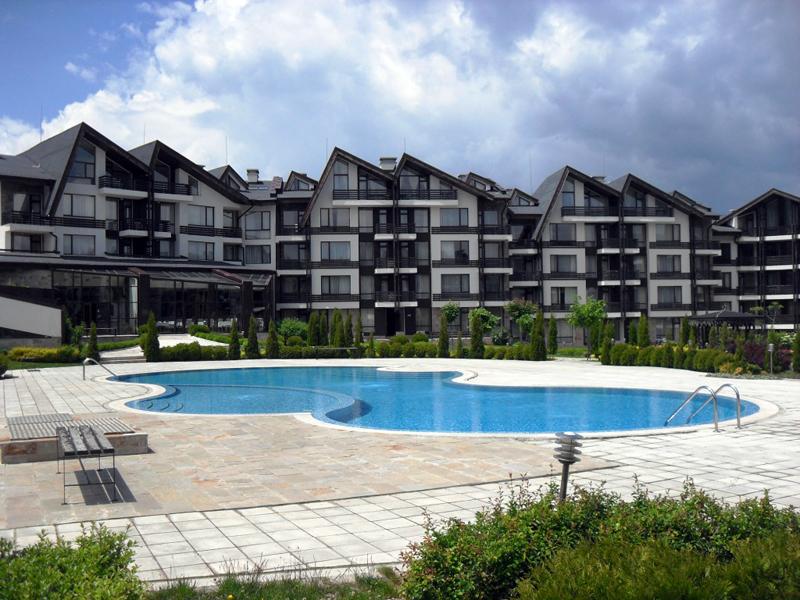 Discover bansko hotel aspen resort golf ski spa for Aspen lodge